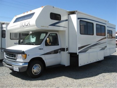 2001 Fleetwood  Tioga Superside