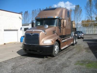 2001 MAC Vision 460 Dump Truck