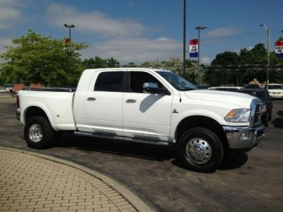 2012 Dodge Ram 3500 Dually Laramie Limited