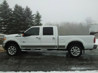 2011 Ford F-250 Lariat 4WD