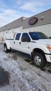 2012 Ford F-450 SLT Dually