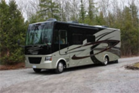 2010 Tiffin Allegro Open Road 34