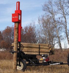 2015 Farm King Post Pounder 2400