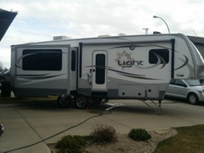 2014 Open Range Light 297RLS