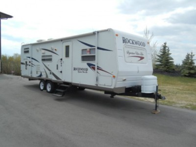 2008 Rockwood Signature 32 Ultra Lite