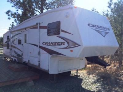 2007 Crossroads Cruiser 29BH