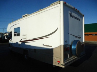 2007 Alp Adventurer 240DB