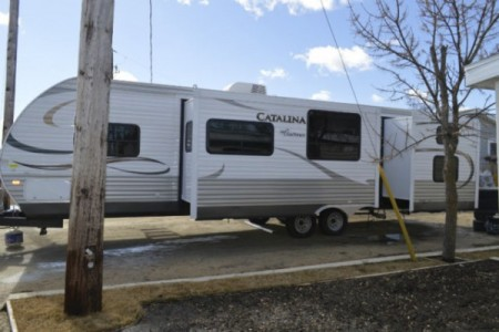2014 Coachmen Catalina 323 BHDS