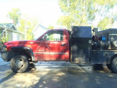 1994 Dodge Welding  Rig Truck