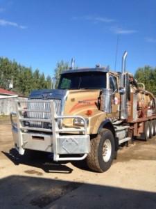 2007 Western Star Tri Drive Vac Truck