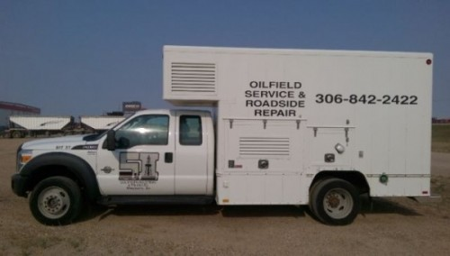 2011 Ford F-450 Oilfield Repair Truck