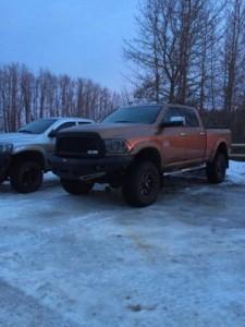 2012 Dodge Ram 2500 Longhorn