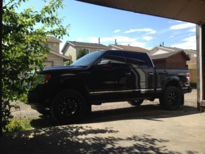 2012 Ford F-150 Platinum 4WD