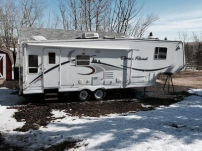 2003 Pilgrim Open Road 316RLS