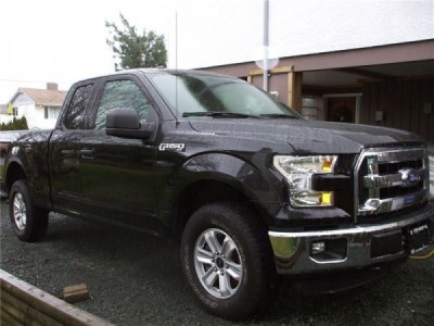 2015 Ford F-150 Suprecab XLT 4x4