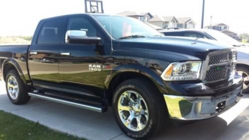 2015 Dodge Ram 1500 Laramie