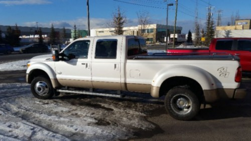 2012 Ford F-450 King Ranch