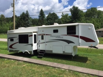 2006 Crossroads Paraside Pointe 35SL