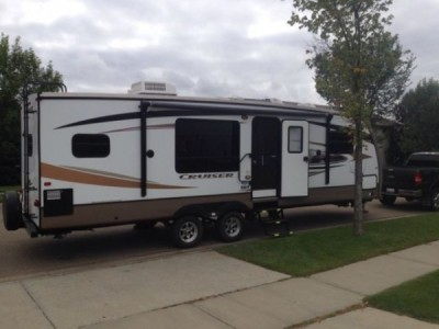 2013 Crossroads Cruiser CT28RKX