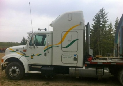1997 International 4700 Series