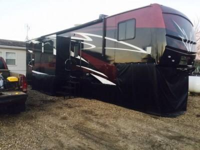 2011 Gulfstream Enduramax 3912 Toy Hauler