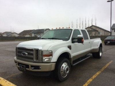 2010 Ford F-450 Crew DRW King Ranch