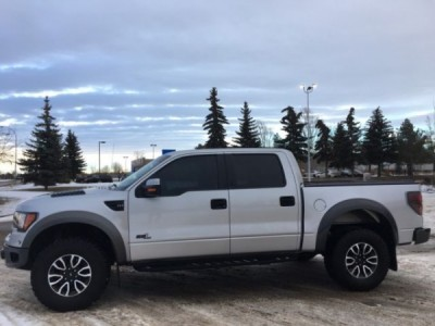2012 Ford Raptor SVT