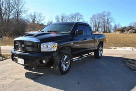2007 Dodge Ram 1500 Super Bee Limited Edition