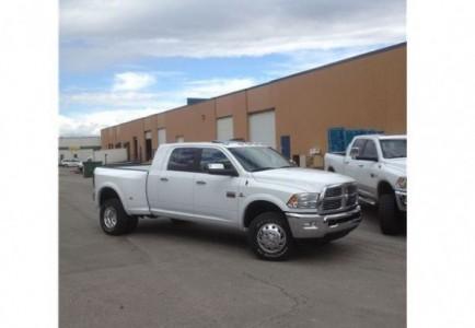 2012 Dodge 3500 Laramie Mega Cab 4x4