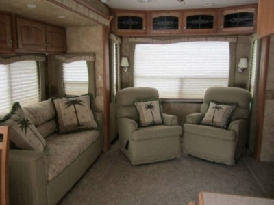 2008 Heartland Big Country 3300RL