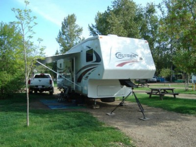 2007 Crossroads Cruiser 29BT