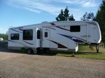 2009 Holiday Rambler Alumascape 35-Foot