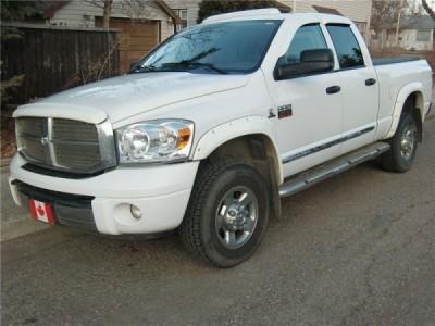 2007 Dodge Ram 2500 Laramie Quad Cab 4WD