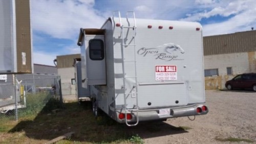 2010 Open Range Journeyer 340FLR