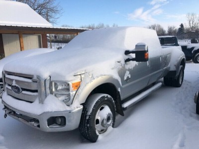 2014 Ford F-350 Lariat Dually