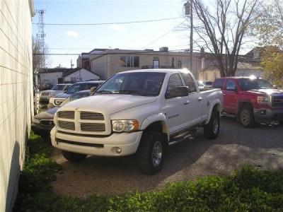 2005 Dodge Ram 2500HD Laramie