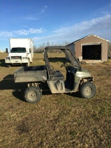 2011 Polaris Ranger XP