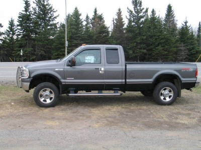2005 Ford F-350 SD XLT LARIAT EXTENDED CAB 4WD