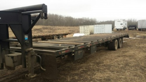 2014 Precision Truss Trailer 36Ft