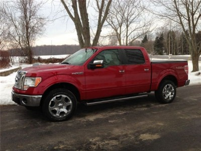 2011 Ford F-150 Supercrew 4WD Lariat