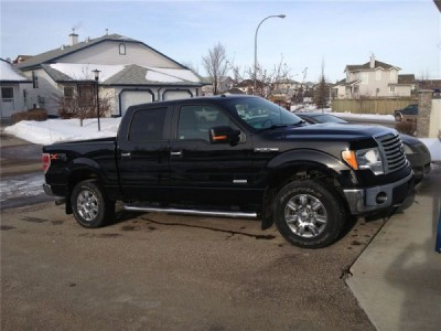 2011 Ford F-150 XLT Supercrew 4WD XTR