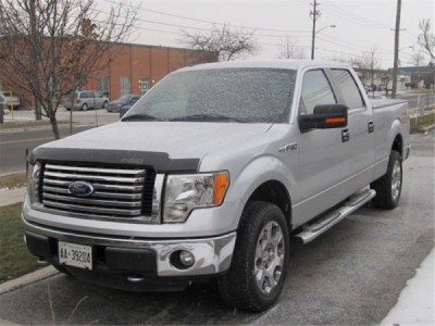 2011 Ford F-150 Supercrew XTR 4WD