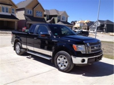 2011 Ford F-150 Supercab Lariat 4WD
