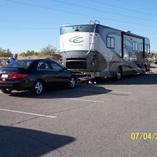 2006 Coachman Cross Country SE