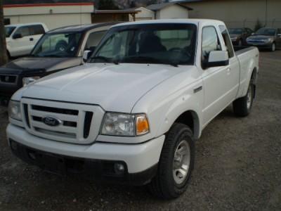 2007 Ford Ranger Ext Cab Sport