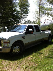 2008 Ford F-350 Crew Cab DRW King Ranch