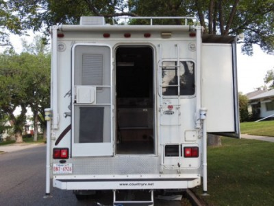 2008 Artic Fox Four Season 1150 Camper