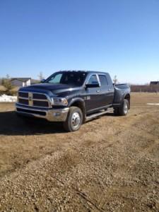 2014 Dodge Ram 3500 Longhorn Laramie