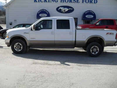 2003 Ford F-350 SD Crew Cab KING RANCH