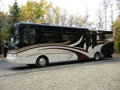 2008 Holiday Rambler Endeavor 40